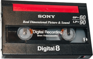 Cinta Digital8