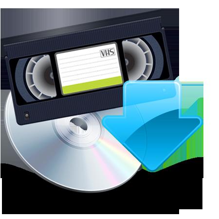 Convertir de VHS a DVD