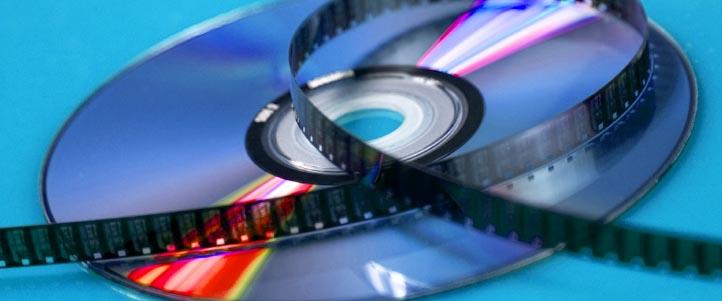Pasar una película super 8 a DVD en Madrid