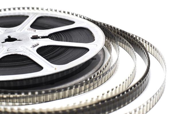 ¿cuantas bobinas de cine super 8 se pueden grabar en un dvd?