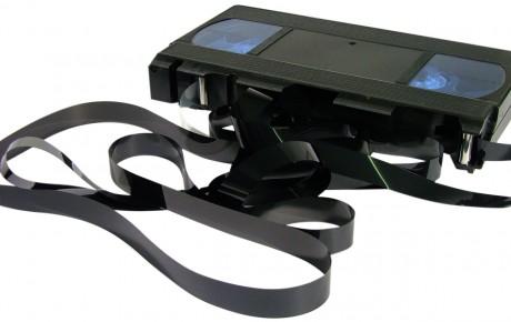 Reparación de cintas VHS Rotas, Humedecidas, Estropeadas