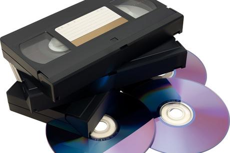 Cómo transferir videos VHS a DVD u otros formatos digitales