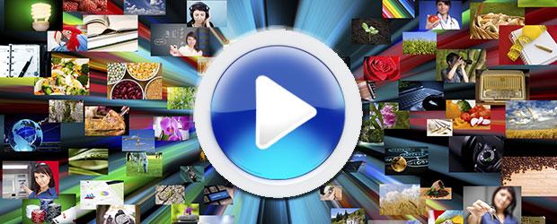 El video club y las cintas VHS ahora en digital