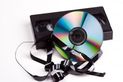 Conversión de cintas a soporte digital