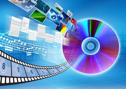 La rapidez de pasar cintas VHS a DVD