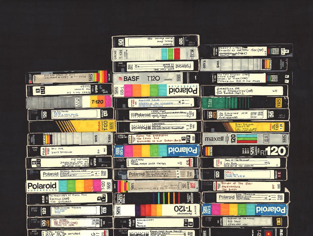 La digitalización de VHS a DVD