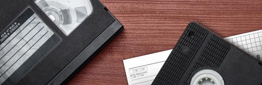 Salva tus cintas de video