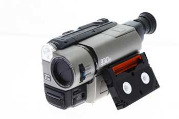 Conversión de cintas VHS y cassettes de videocámaras