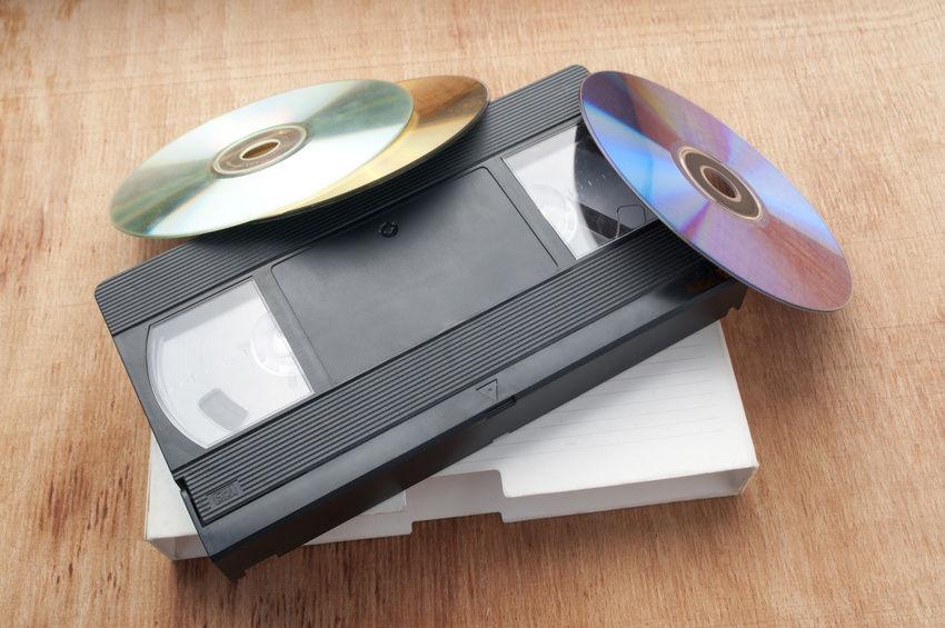 Reparacion y conversión de cintas vhs