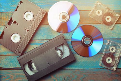 Al rescate de recuerdos en VHS