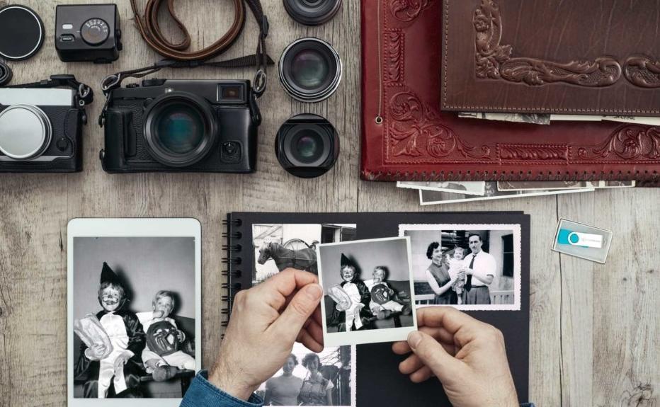 Cómo conservar y digitalizar fotos en papel antiguas