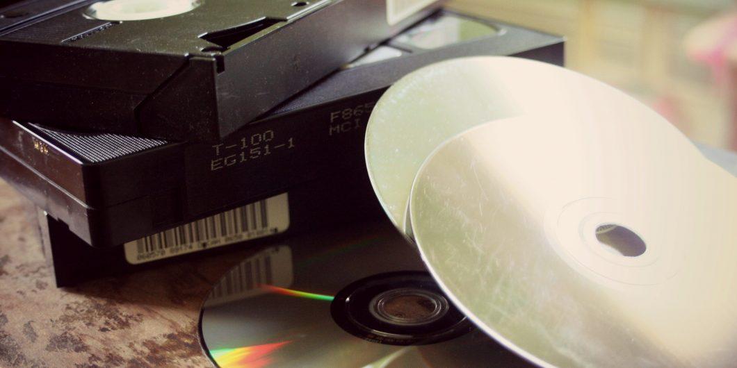 Las cintas de vídeo y su evolución a formato digital