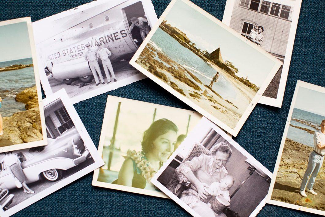 Digitalización de fotografías y albumes fotográficos