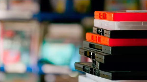 La historia del vídeo: Del VHS a la era digital