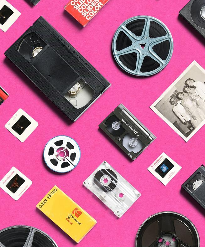 Salva tus recuerdos protegiéndolos en un dvd