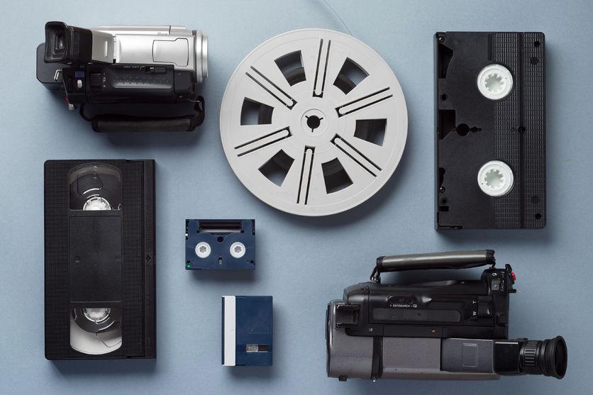 simplifica la experiencia digital convirtiendo cintas vhs a dvd