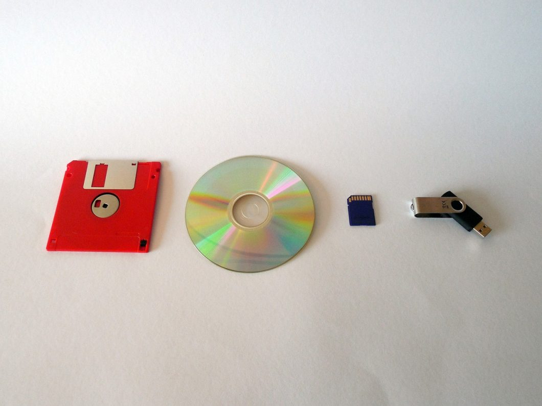Qué formato de almacenamiento es mejor para almacenar tus recuerdos