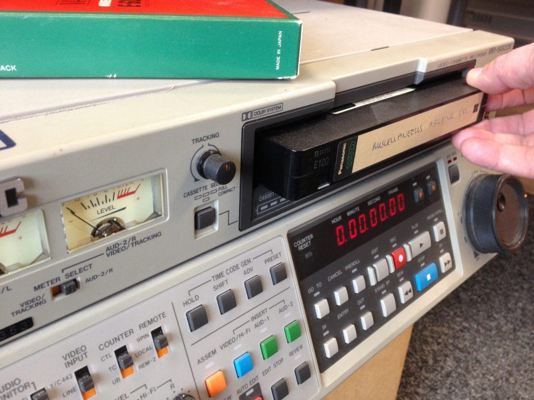 ¿Tienes un antiguo VHS y necesitas separarlo en capítulos?