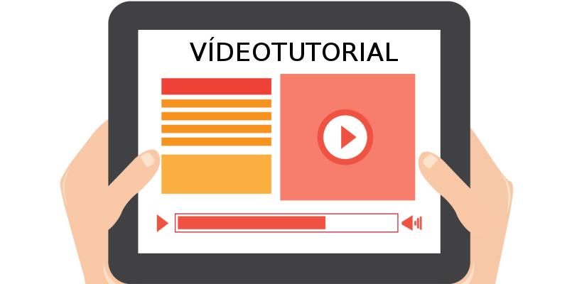 Como realizar tutoriales en vídeo