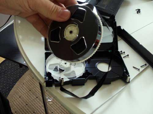 Reparación y Conservación de fotografías y vídeos antiguos