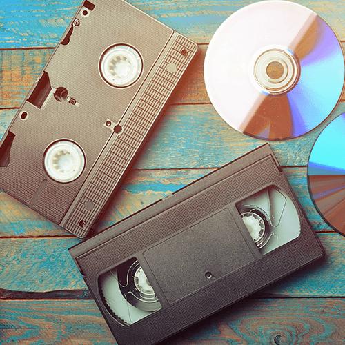 Cómo pasar cintas VHS a DVD y otros formatos digitales