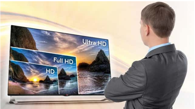 HD, FullHD, UHD, QHD, ¿Tienes claro lo que significan estas resoluciones?
