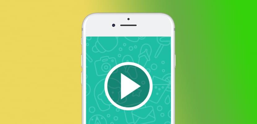 Es posible enviar vídeos muy largos a través de WhatsApp