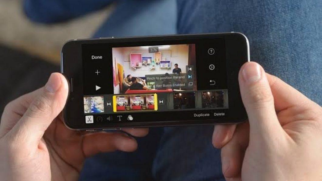Editar vídeos hechos con el móvil