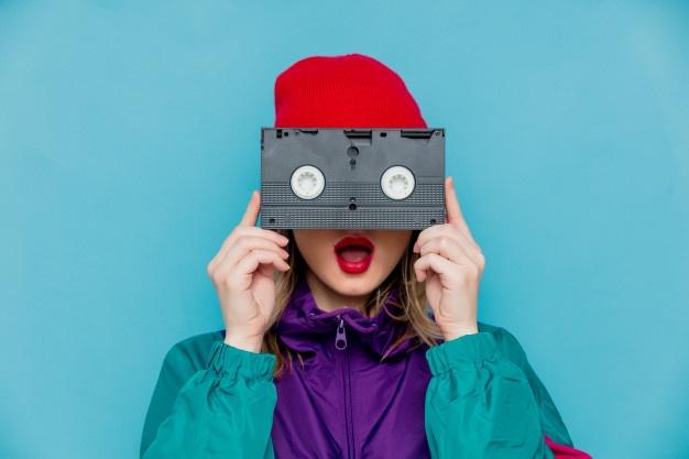 Como mejorar el audio e imagen de una cinta de video antigua