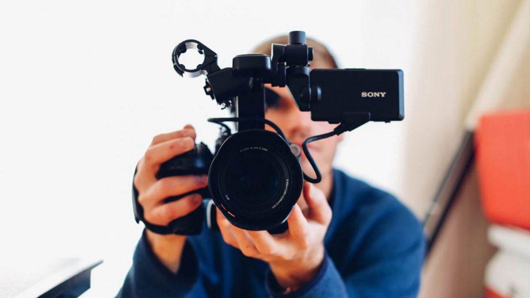 Video de alta calidad en movimiento