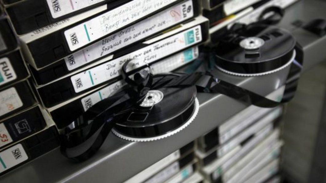 ¿es posible reparar una cinta super 8?