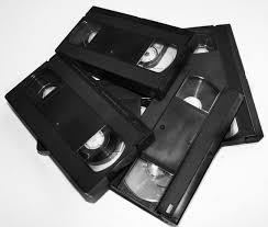 ¿Se pueden reciclar las cintas vhs?
