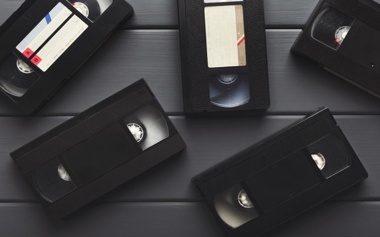 Los comienzos del VHS