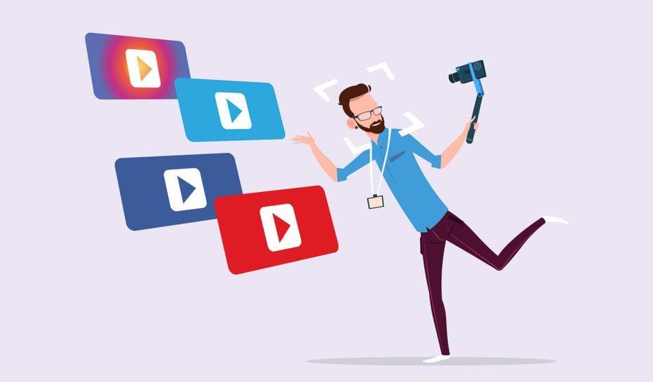 Las redes sociales y el vídeo