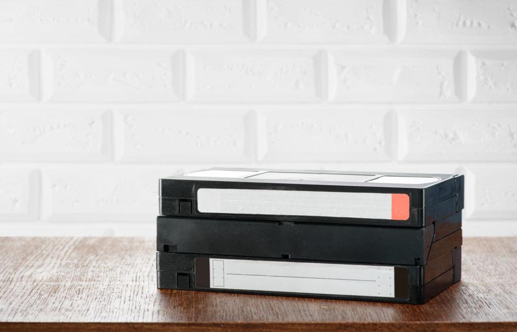 ¿Vale la pena pasar las cintas vhs a formato digital?